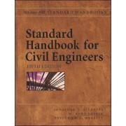 Standard Handbook for Civil Engineers by Jonathan T. Ricketts