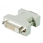 Adaptateur DVI 24+1Pin vers VGA 15Pin mâle