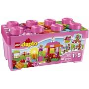 LEGO Duplo 10571 Alles-in-een doos roze