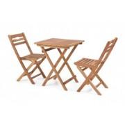 Set masa si doua scaune HECHT BALCONY