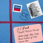 J.S. Bach - Complete Keyboard Concert (0028947823636) (4 CD)
