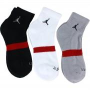 Sosete unisex Nike Jordan Drifit Low Qtr. 3Ppk SX5242-010