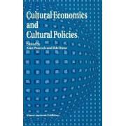 Cultural Economics and Cultural Policies by Professor Alan T. Peacock