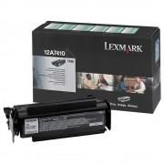 Toner Lexmark Original 12A7410 Black