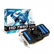 Graficka karta MSI AMD Radeon HD 7850 2GB 256bit R7850 Twin Frozr 2GD5/OC