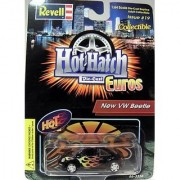 Revell Hot Hatch Euros Black New Vw Beetle Die Cast Vehicle