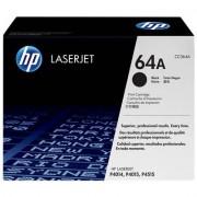 HP 64A svart original LaserJet tonerkassett