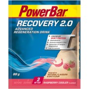 PowerBar Recovery Drink 2.0 Raspberry Cooler doppelter Portionsb Fitnesspräparate