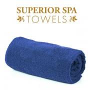 Superior SPA fürdőlepedő, kék, 70x140