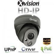 Full HD CCTV IP kamera s nočným videním 30m