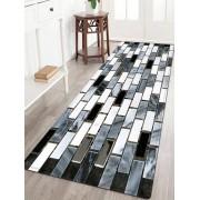 rosegal Ceramic Tile Pattern Anti-skid Water Absorption Area Rug