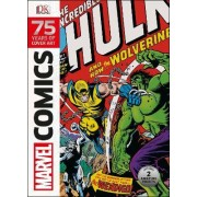 Marvel Comics 75 Years Of Cover Art by DK
