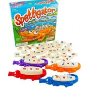 Spelligator Board Game by Junior Learning