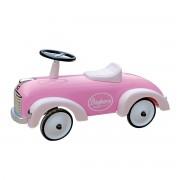 Baghera - Speedster Kinderauto, rose