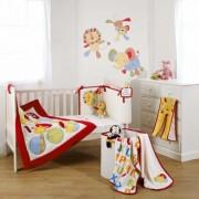 Suncrest Jolly Jamboree Cotbed Bedding Set