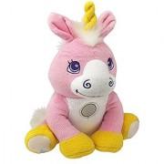 Flashlight Friends Cuddly Unicorn Kids Huggable Flashlight/ Nightlight Stuffed Animal with Auto Shut-Off & LED Safe Ligh