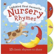 Ladybird First Favourite Nursery Rhymes by Cecilia Johansson