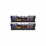 G.SKILL Memoria Ram Ripjaws 16GB DDR4 3000MHz 2X8 F4-3000C15D-16GRK.