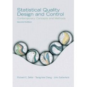 Statistical Quality Design and Control by Tsong-How Chang
