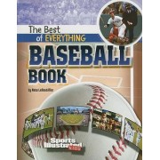The Best of Everything Baseball Book by Nate LeBoutillier