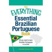The Everything Essential Brazilian Portuguese Book by Fernanda Ferreira