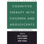 Cognitive Therapy with Children and Adolescents by Philip C. Kendall