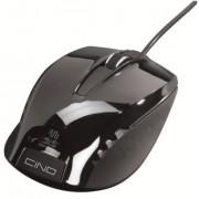 Mouse optic Hama Cino (Negru)