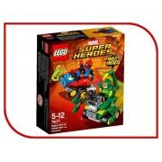 Lego Конструктор Lego Super Heroes Человек-паук против Скорпиона 76071