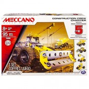 Meccano - Multimodels Set 5 Modelli Construction Crew