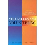 Volunteers and Volunteering by Jeni Warburton