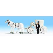 Noch 16706 Horse Drawn Wedding Carriage