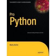 Pro Python by Marty Alchin
