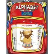 Alphabet Dot-To-Dot, Homework Helpers, Grades PreK-1 by Frank Schaffer Publications