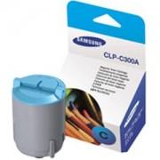 Тонер касета за Samsung CLP300/CLX 2160/3160 - Cyan (CLP-C300A)