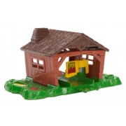 Hot Wheels Track Builder Exploding Shed Stunt Pack by Hot Wheels