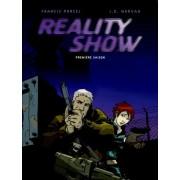 Reality Show - Première Saison Coffret 3 Volumes : Tome 1, On Air - Tome 2, Direct Live - Tome 3, Final Cut