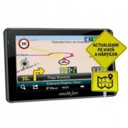 Navigator GPS 4.3'' Smailo Joy FEU LMU harta full Europa + actualizari gratuite (Smailo)