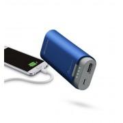 Външна батерия Cellularline 5200 mAh (синя)