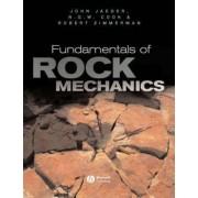 Fundamentals of Rock Mechanics by John Conrad Jaeger