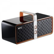 Boxe Wireless Hercules WAE BT03 - Bluetooth Portable Speaker 2.0 USB, Black/Orange