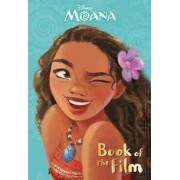 Disney Moana Book of the Film by Parragon Books Ltd