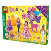 Ses Creative Iron On Beads Princess World Set