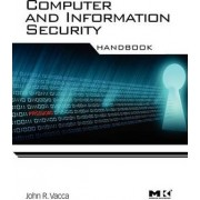 Computer and Information Security Handbook by John R. Vacca