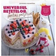 Universul retetelor pentru prajituri - Domokos Annamaria