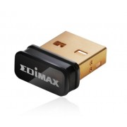 Edimax EW-7811Un 150 Mbps Wireless 11n Nano Size USB Adapter with EZmax Setup Wizard