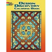 Design Discovery Colouring Book by Dover Publications Inc
