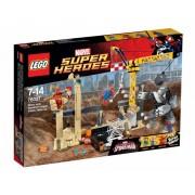 Събиране на злодеите с Носорога и Сендмен LEGO® Marvel Super Heroes 76037