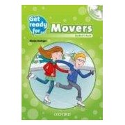 Vv.aa. Get Ready For Movers (student Book & Cd Pack)