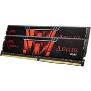Memorie G.Skill Aegis 16GB (2x8GB) DDR4 2400MHz CL15 1.2V, Dual Channel Kit, F4-2400C15D-16GIS