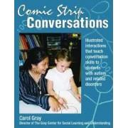 Comic Strip Conversations by Carol Gray
